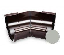 Кут зовнішній 135 градусів Galeco PVC 150/100 148 мм світло-сірий