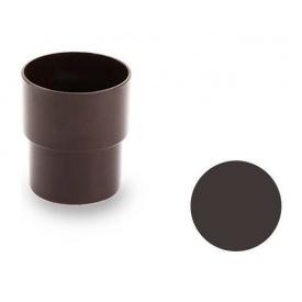 З'єднувальна муфта Galeco PVC 90/50 50х62 мм темно-коричневий
