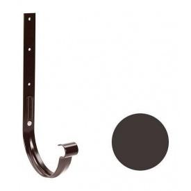 Кронштейн ринви металевий Galeco PVC 90/50 90х275 мм темно-коричневий