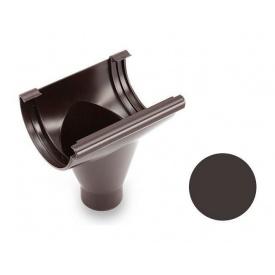 Лійка Galeco PVC 90/50 90х142 мм темно-коричневий