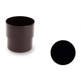 З'єднувальна муфта Galeco PVC SP080 80х84 мм чорний