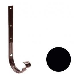 Кронштейн ринви металевий Galeco PVC 110/80 107х295 мм чорний