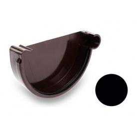 Заглушка права Galeco PVC 130 132 мм чорний