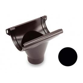 Лійка Galeco PVC 130/80 132х220 мм чорний