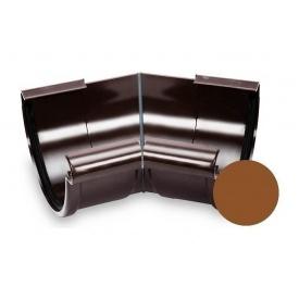 Кут внутрішній 135 градусів Galeco PVC 130 132 мм мідний