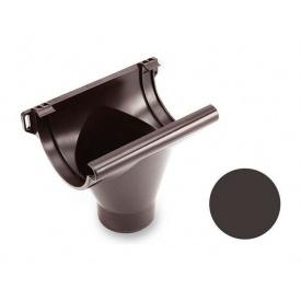 Лійка Galeco PVC 150/100 148х220 мм темно-коричневий