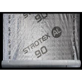 Пленка пароизоляционная Strotex 90 AL 90 г/м2