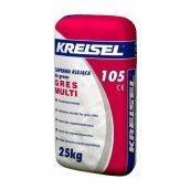 Клей KREISEL Gres Multi 105 25 кг