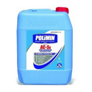 Грунтовка Polimin Грунт-антисептик АС-5а 2 л