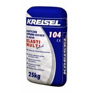 Клей KREISEL Elasti Multi 104 25 кг