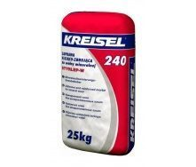 Клей KREISEL Mineralwolle-Armierungs-Gewebekleber 240 25 кг