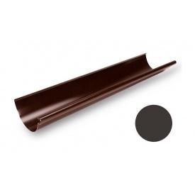 Ринва водостічна Galeco STAL 135 132х3000 мм темно-коричневий