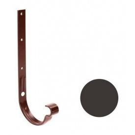 Кронштейн ринви посилений Galeco STAL 135 132х320 мм темно-коричневий