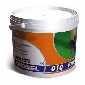 Штукатурка KREISEL Akrylputz 010 барашек 1,5 мм 25 кг
