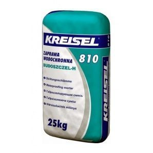 Смесь KREISEL Dichtungsschlamme 810 25 кг