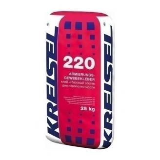 Клей KREISEL Armierungs-Gewebekleber 220 25 кг