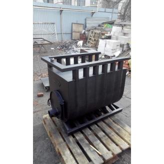 Печь буллерьян (буллер) аква водяное отопление 04-1200 м3 для дома 35-40 кВт