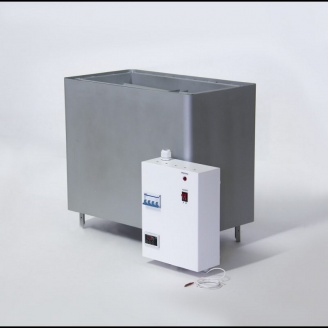 Каменки для саун з електронним блоком управління 12 кВт
