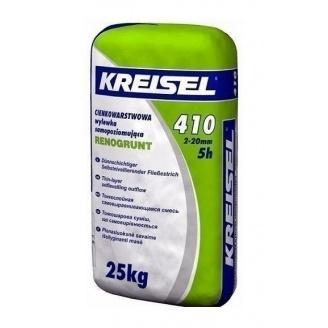 Смесь KREISEL Fliess-Bodenspachtel 410 25 кг