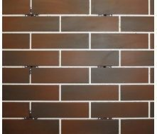 Фасадная плитка клинкерная Paradyz CLOUD BROWN 24,5x6,6 см