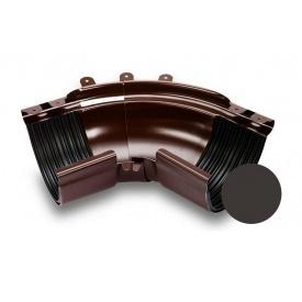 Кут зовнішній регульований 100-165 градусів Galeco STAL 135 132 мм темно-коричневий