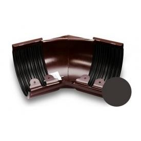 Кут внутрішній 135 градсов Galeco STAL 135 132 мм темно-коричневий