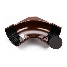 Кут внутрішній 90 градусів Galeco STAL 135 132 мм темно-коричневий