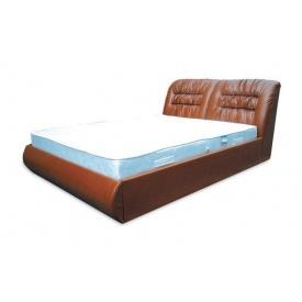 Кровать Вика Фараон с пружинным подъемником и матрасом типа ламель 160x200 см