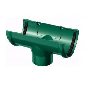 Воронка ринви ТехноНІКОЛЬ 125/82 мм зелений