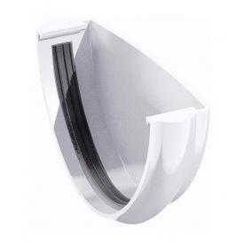Заглушка ринви ТехноНІКОЛЬ 125 мм білий