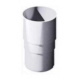 Муфта труби ТехноНІКОЛЬ 82 мм білий