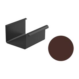 Ринва водостічна Galeco STAL 2 125/80 125х4000 мм шоколадно-коричневий