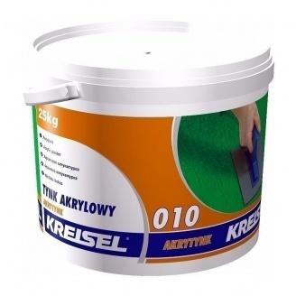 Штукатурка KREISEL Akrytynk 010 барашек 1,5 мм 25 кг