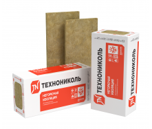 Утеплитель ТехноНИКОЛЬ ТЕХНОРУФ Н30 1200х600х140 мм