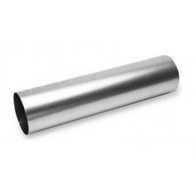 Водостічна труба Galeco LUXOCYNK SO100 100х1000 мм срібний