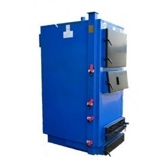 Твердотопливный котел Идмар GK 75 кВт 730х970х1840 мм синий