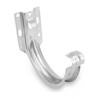 Кронштейн ринви універсальний Galeco LUXOCYNK 150/120 153 мм срібний