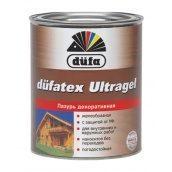 Лазурь Dufatex Ultragel 0,75 л махагон