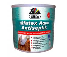 Антисептик Dufa Dufatex Aqua Antiseptik 0,75 л белый