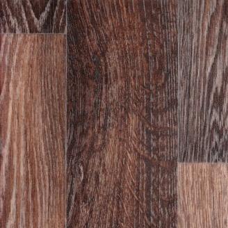 Линолеум IVC Greenline Camargue 787 4 мм темно-коричневый