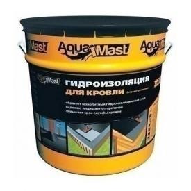 Мастика ТехноНИКОЛЬ AquaMast битумно-резиновая 18 кг