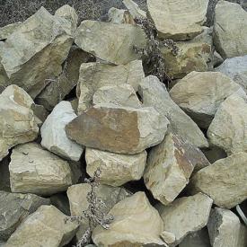 Бутовый камень 500 мм