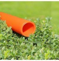 Труба Планета Пластик защитная полиэтиленовая 4х40 мм