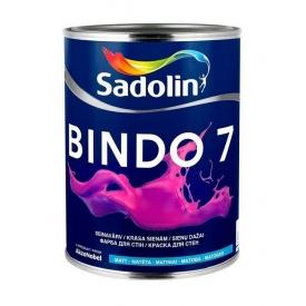 Краска для стен BINDO 7 BW 1 л