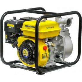 Мотопомпа Sadko WP-5030 для чистой воды 30 м3/час + масло