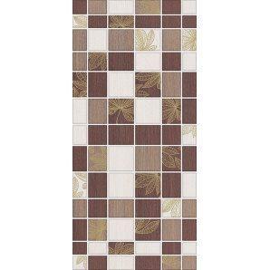 Декор Inter Cerama INCANTO 23x50 см коричневый