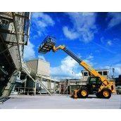 Послуги телескопічного навантажувача JCB 540-140 14 м