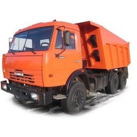 Услуги самосвала КАМАЗ 65115 15 т