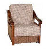 Крісло Меблі-Сервіс Ріко 620 770х950х1000 мм Корфу бежеве