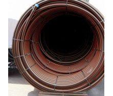 Труба Планета Пластик SDR 11 поліетиленова для газопостачання 25х3 мм
